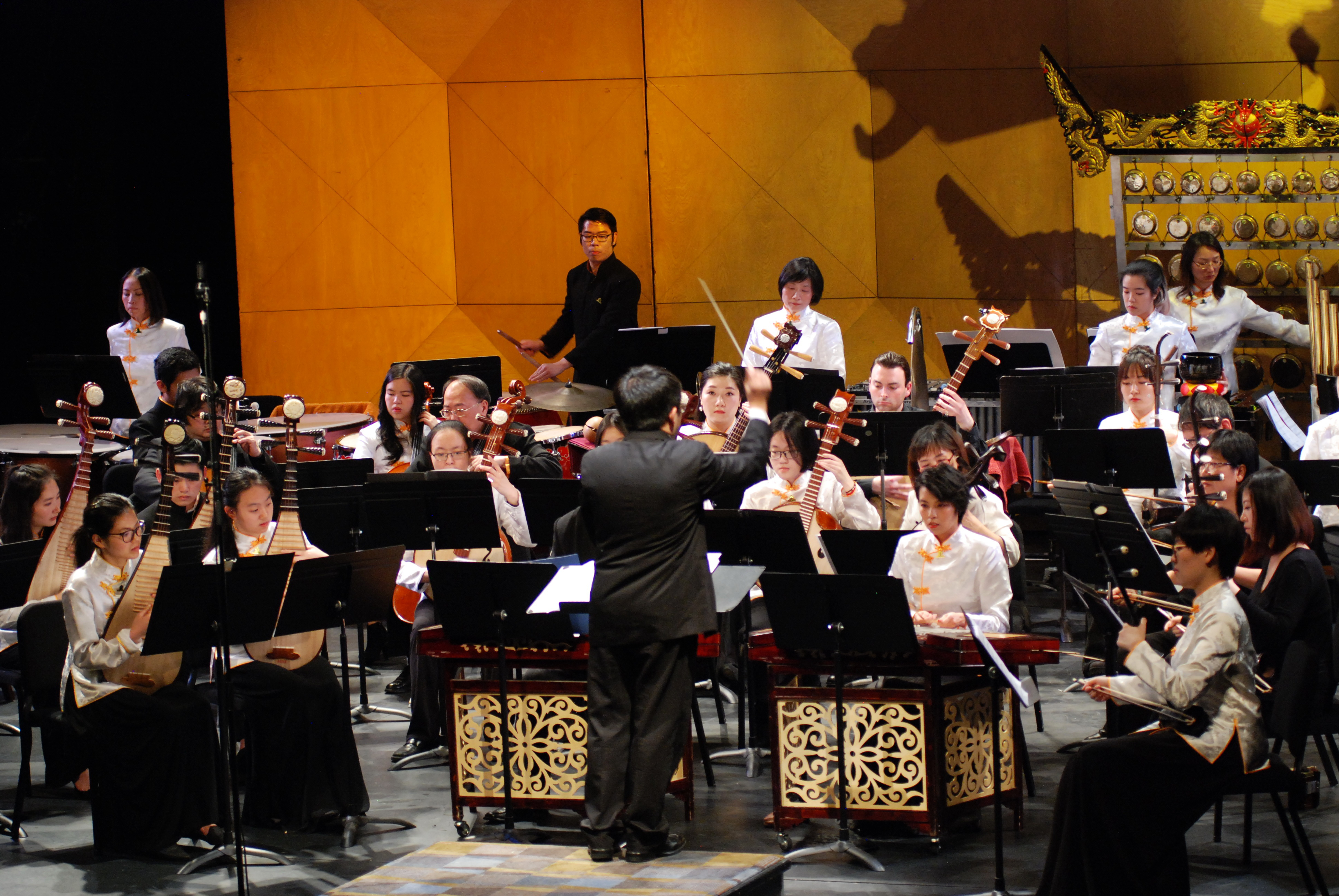 BCCO & Guest Conductor Chih-Sheng Chen at Vancouver Playhouse May 20 2017